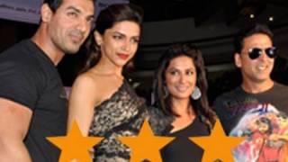 Desi Boyz Movie Review
