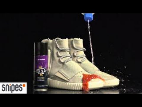 low priced 2db99 5e619 Crep Protect x Yeezy Boost vs Ketchup