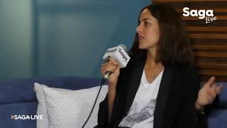 #SagaHighlights Cecilia Suárez, Grupo Pesado y el senador Ernesto Cordero con Adela Micha