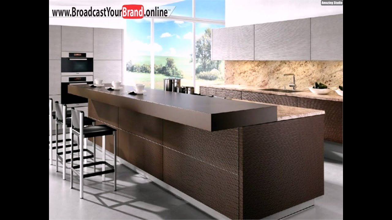 gro e k che planen holz theke bar hocker youtube. Black Bedroom Furniture Sets. Home Design Ideas