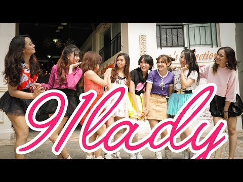 Girls' Generation (소녀시대)_Holiday Dance Cover By 91lady From Indonesia