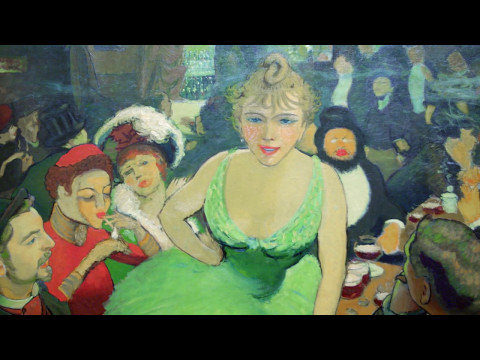 Paris Fin De Siecle Exhibition, The Guggenheim Museum Bilbao - Unravel Travel TV
