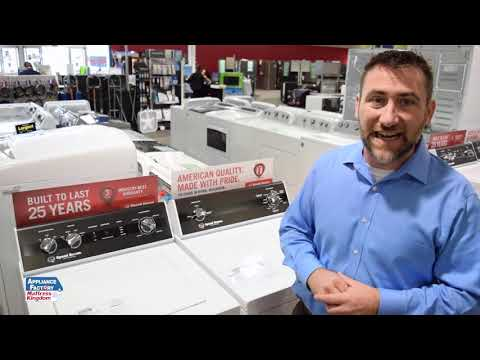 Product Review - Speed Queen Laundry TR3000 vs TR5000