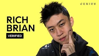 "Rich Brian ""Cold"" Official Lyrics & Meaning 