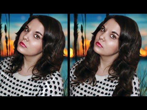 Как удлинить волосы в Фотошоп