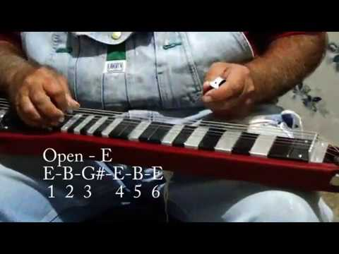 Pedal Steel Sound for Lap Steel Guitar
