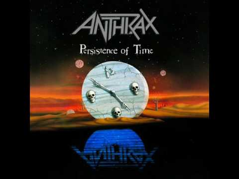 Anthrax Got the Time