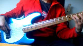Fairground Attraction  Perfect bass cover
