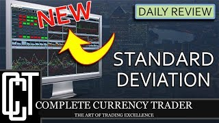 Using Standard Deviation & Męan Reversion For Your Trading Edge