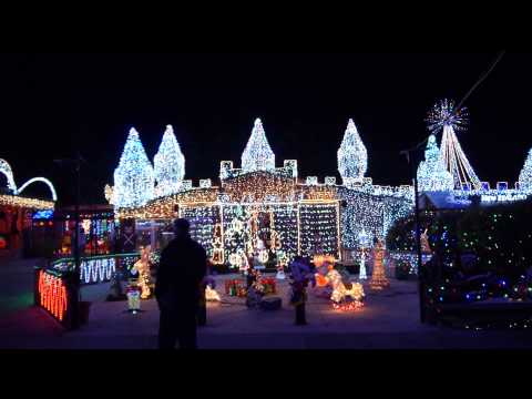 Christchurch Christmas Lightshow