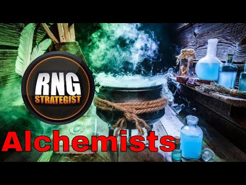The Complete Strategist's Guide To Pathfinder 2E- Alchemists