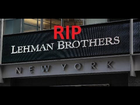 10 Year Anniversary Since Lehman Brothers Failed- What's Changed?