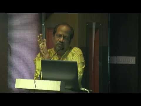 Tamil Heritage Trust-Ashokamitran ,Life and Works .Talk by Gnani