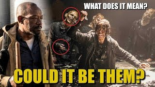 The Walking Dead Whisperers Theory & Discussion - Fear TWD Season 4 & TWD Season 8 Whisperers Theory