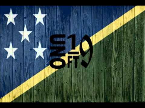 TWIN BEE FT. SEANRII - DAISAPATULO (Solomon Islands Music 2015)