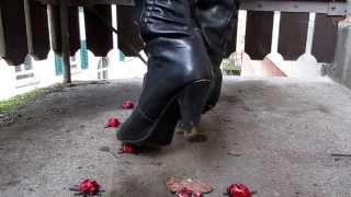 Schokoladen Käfer, Beetle Crush with dirty old boots 12cm Vol. 2
