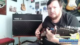 Review amplificador Vox Valvetronix VT 120