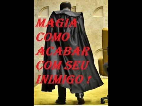 8a3919eed MAGIA PARA ACABAR COM SEU INIMIGO (EXU CAPA PRETA) - YouTube