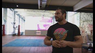 David baut sein Traum-Gym | Gym80 meets Body Power Studio Weißenthurm