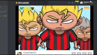 Football Maniacs , Llegando a Division Universitaria!!