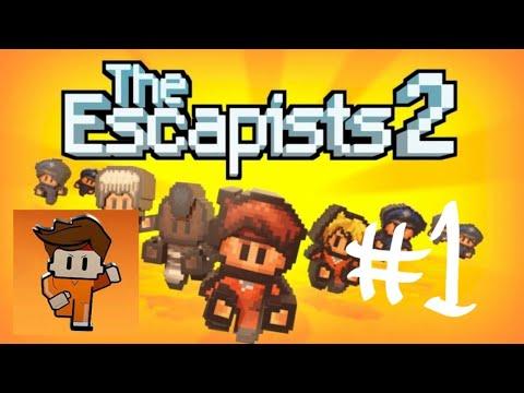 Прохождение The Escapists 2 #1 НА АНДРОИД