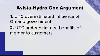 Baixar Avista's case for reviving its merger with Hydro One
