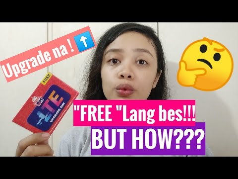 LTE UPGRADE SIM CARD FOR GLOBE/TM SUBSCRIBERS WITHOUT CHANGING YOUR NUMBER  FOR FREE