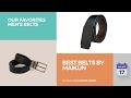 Best Belts By Maikun Our Favorites Men's Belts