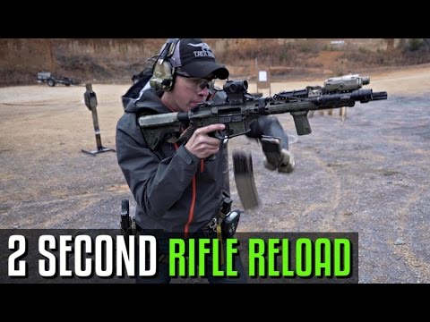 2 Second Rifle Speed Reload Standard