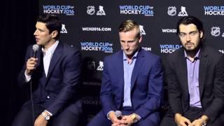2016 World Cup of Hockey - Sidney Crosby