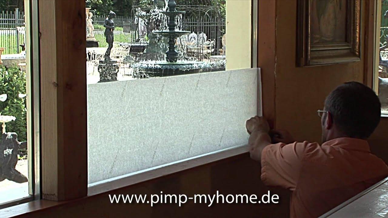 Dc Fix Folie Fenster Elegant Cover A Plain White Kitchen Cupboard