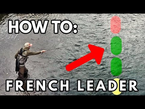 Beginners Guide: Euro Nymph - French Leader Style River Fly Fishing How To