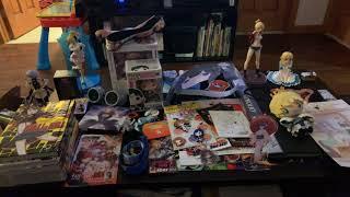 Anime NYC 2018 Haul