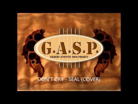 Don't Cry - Seal (Cover)