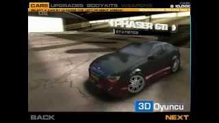 3D Araba Yarışı 3 - 3D Yarış Oyunları - 3D Oyuncu