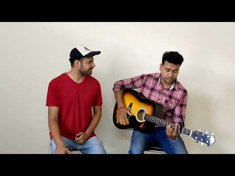 Kar Har Maidaan Fateh | Sanju | Acoustic Guitar cover | Sukhwinder Singh | Shreya Ghoshal