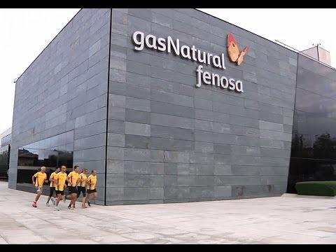 Trabajar en GAS NATURAL : un día en sus oficinas (2015)