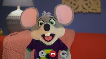 Live Stream with Chuck E. Cheese & Friends 4/24/2020 | Afternoon Fun Beak
