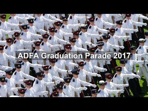 ADFA Graduation Parade 2017