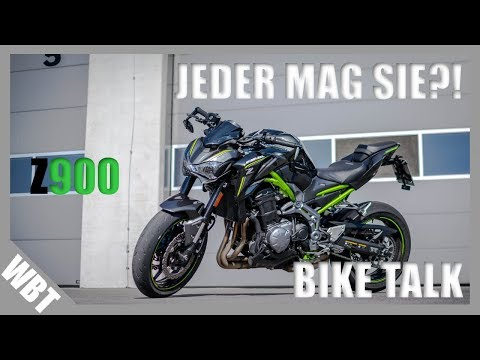 JEDER MAG SIE?! | Kawasaki Z900 | WBT EP.01