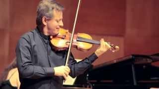 César Franck - Sonata for violin and piano in a minor | 3. Recitativo - Fantasia: ben moderato