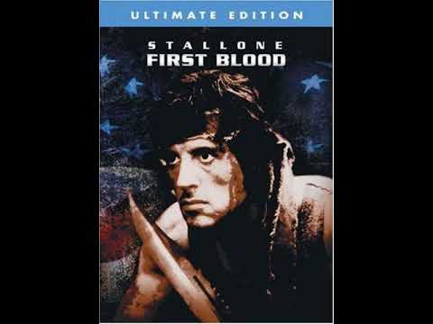 35: First Blood Book And Movie, Vietnam Warriors Coming Home, With Author David Morrell