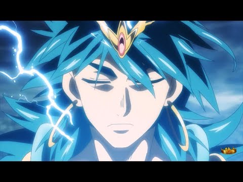 Magi: The Kingdom of Magic Episode 24 Review - SINBAD!!! THE #1 THREAT!! -  マギ