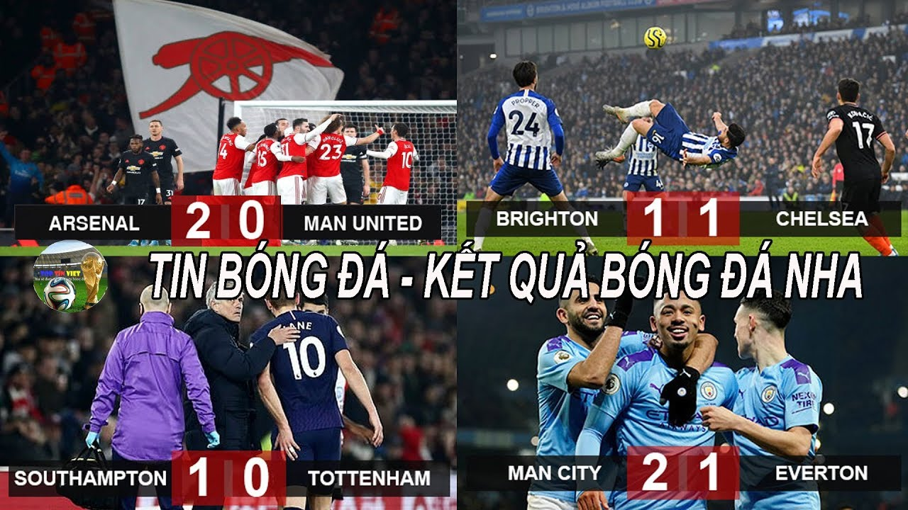 💥Tin bóng đá 02/01| MU thua tâm phục trước Arsenal, Tottenham thất bại bạc nhược