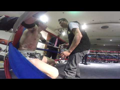 Dave Engel (Fight and Fitness) vs Sean Climaco (Unlimited MMA)  Bay Area Challlenge