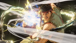 Street Fighter 5 - Battle System Official Trailer