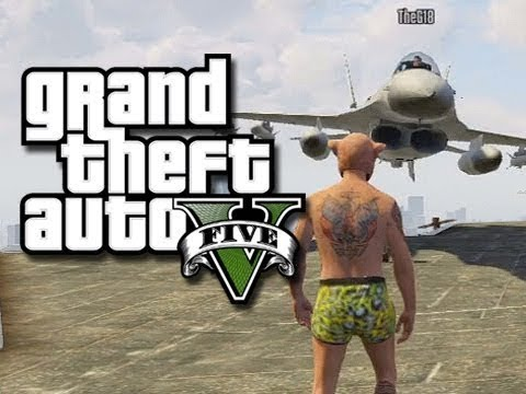 GTA 5 Most Funniest Clips #1(BEST GTA V FUNNY MOMENTS Compilation)