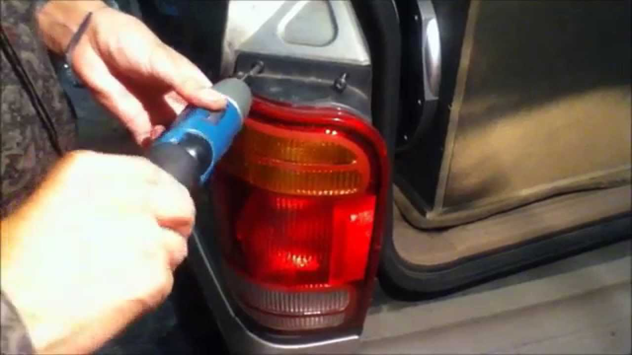 Ford Sport Trac Fuse Diagram Como Cambiar Cuarto Izquierdo Explorer 2001 How To Youtube