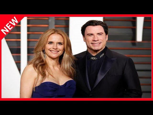 ✅  Mort de Kelly Preston\: la vidéo déchirante de John Travolta avec leur fille