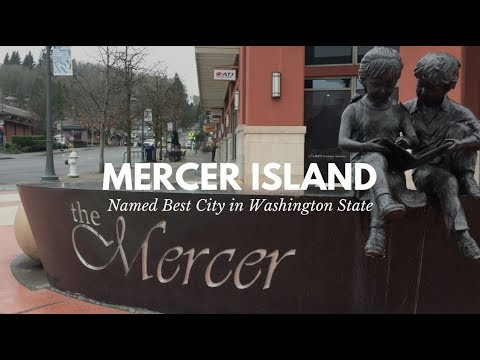Mercer Island - Best City in Washington State